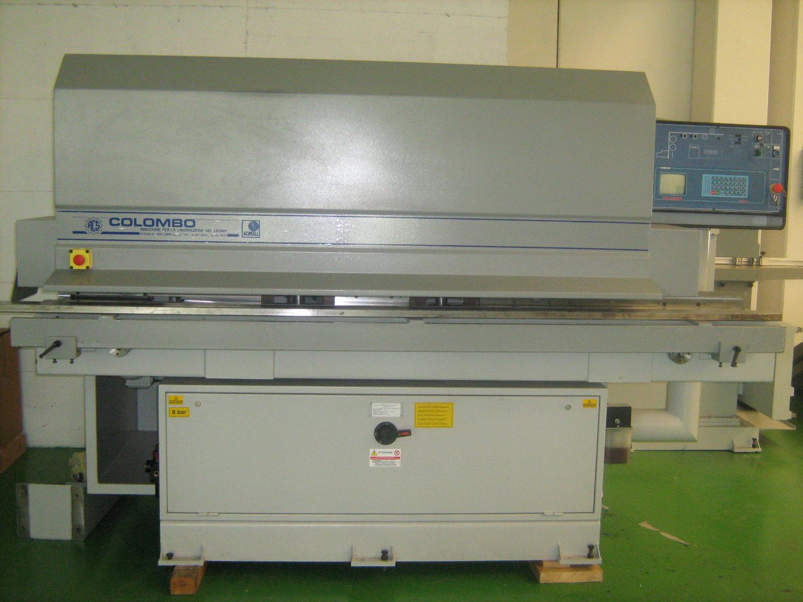 Macchine Per Lavorare Il Legno Usate D Occasione : Legnosystem madignano cr produzione di macchinari per la